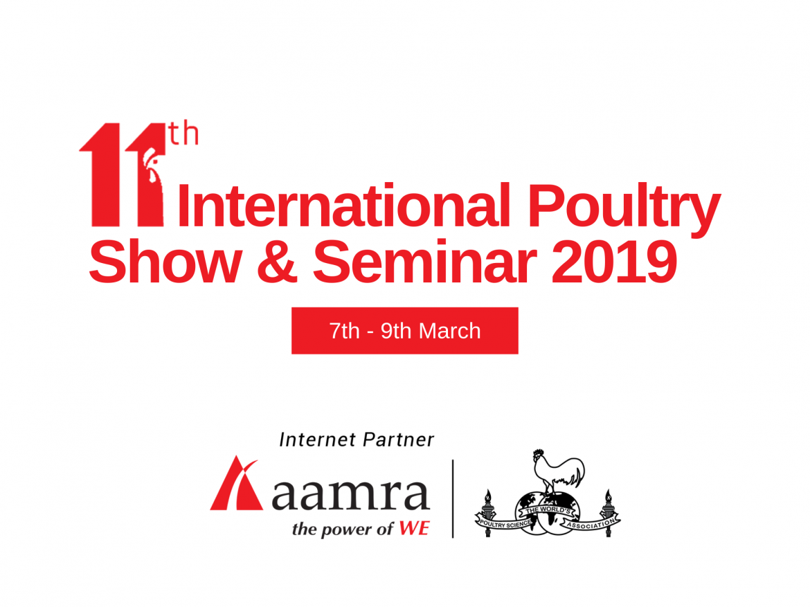 11th International Poultry Show & Seminar 2019